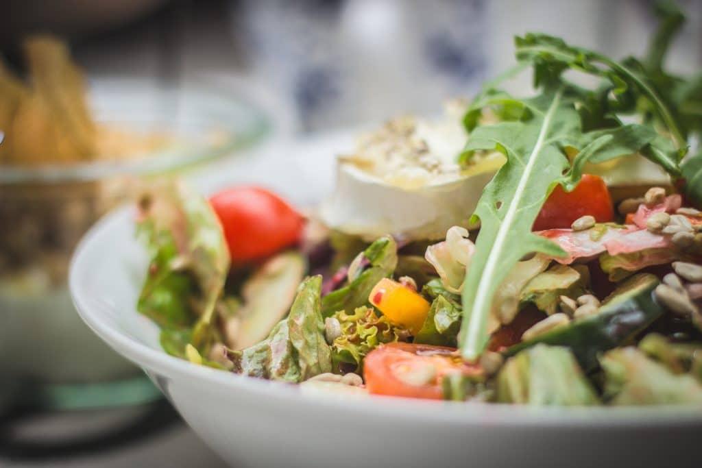 Moroccan Lamb Salad Healthy Recipes Cairns Nutritionist at FNQ Health Co