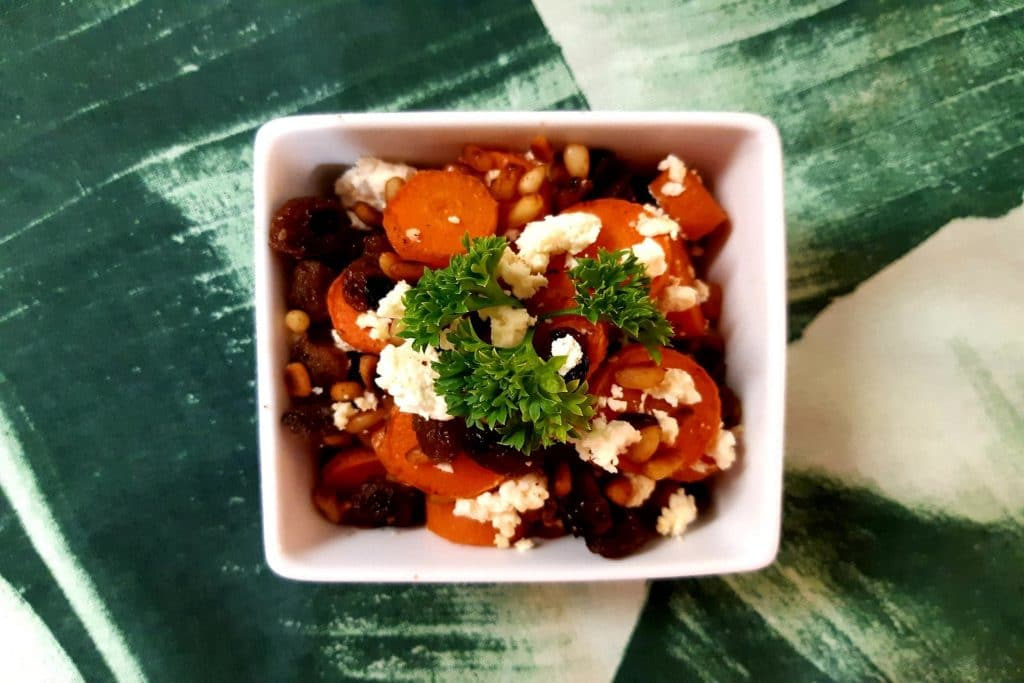 Carrot Salad FNQ Health Co Recipe Cairns Clinical Nutrition