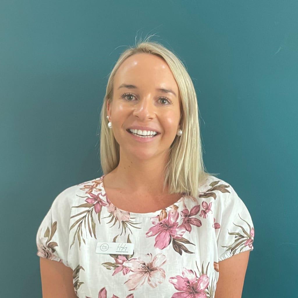 Hayley Morrow, admin | FNQ Health Co.